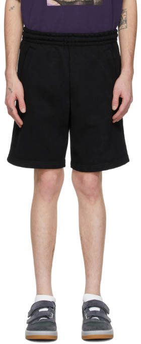 Acne Studios Black Fleece Shorts
