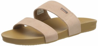 Reef Cushion Bounce Vista Suede Womens Fashion casual Slide Sandal