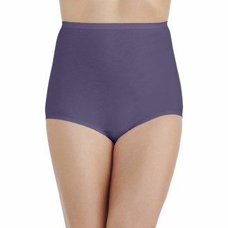 Vanity Fair Womens Perfectly Yours Tailored Cotton Brief Panty 15318