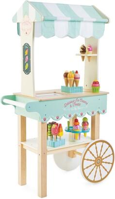 Le Toy Van Ice Cream Trolley Toy Set