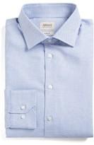 Armani Collezioni Men's Slim Fit Neat Dress Shirt