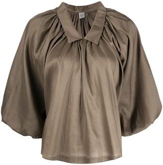 Totême Kerala blouse