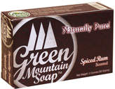 Smallflower Spiced Rum Wash Soap by Green Mountain Soap (2oz Bar)