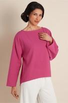 Women Gauze Pullover