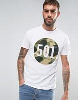Levis Levi's 501 Graphic Print T-shirt