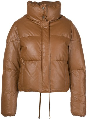 Apparis Camila quilted puffer jacket