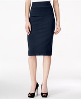 INC International Concepts High-Waist Pencil Skirt, Only at Macy's