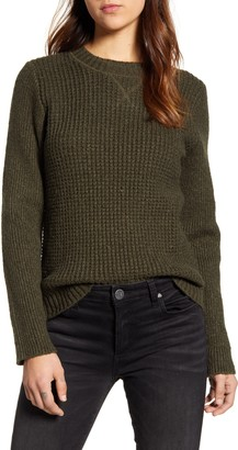 Lucky Brand Waffle Knit Pullover
