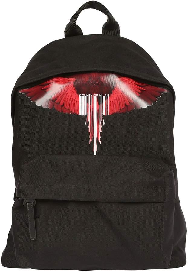 Marcelo Burlon County of Milan Backpack