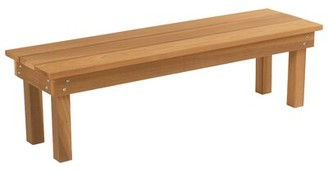 Child Craft Childcraft Outdoor Bench, 48 x 12 x 12 Inches Childcraft