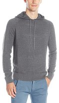 Calvin Klein Men's Cotton Modal Textured Hoodie Sweater