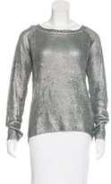 Avant Toi Linen Knit Sweater w/ Tags