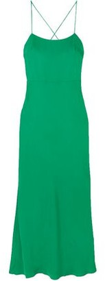 Jason Wu Grey Cutout Twill Maxi Dress