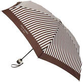 Henri Bendel Striped Mini Umbrella