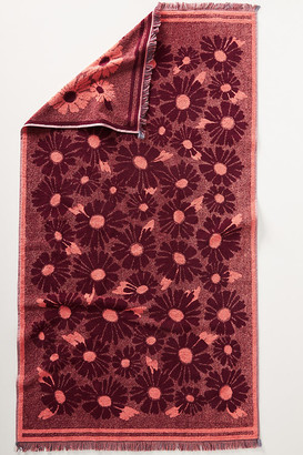 Anthropologie Toni Floral Towel Collection By in Assorted Size BATH TOWEL