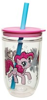 My Little Pony 15oz Tumbler with Lid and Straw Pink