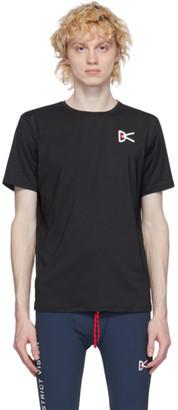 District Vision Black Air-Wear T-Shirt