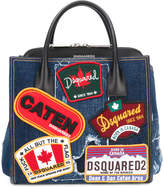 DSQUARED2 Deana patch tote