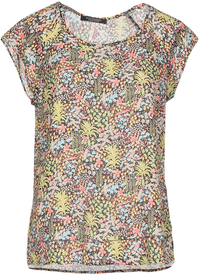 Maison Scotch Blouses - Item 38786016SH
