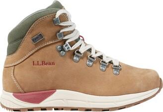 L.L. Bean Women's Alpine Waterproof Hiking Boots