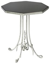 Aidan Gray Lund End Table Table Top Color: Black