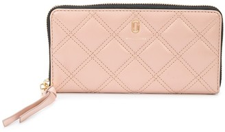 Marc Jacobs Quilted Continental Wallet