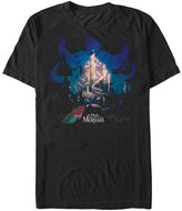 Fifth Sun Little Mermaid Ursula Silhouette Tee - Men's Regular