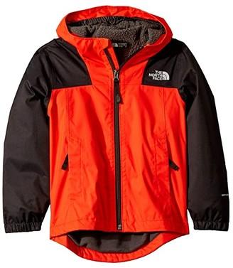 The North Face Kids Warm Storm Jacket (Little Kids/Big Kids) (TNF Black) Boy's Coat