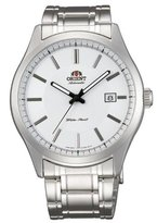 Orient #ER2C007W Men's Champion Stainless Steel Dial Self Winding Automatic Watch