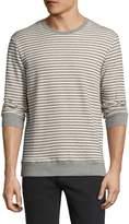 Slate & Stone Men's Crewneck Stripe Sweater