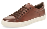 Bruno Magli Westy Leather Low Top Sneaker