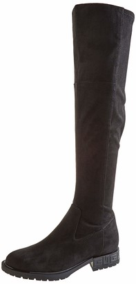 GUESS Women's RANIELE3/STIVALE (Boot)/Fabric Over-The-Knee