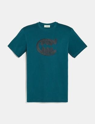 Coach Rexy By Guang Yu Short Sleeve T-Shirt