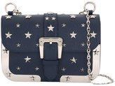 RED Valentino star appliqué shoulder bag