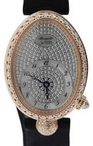 Breguet Queen Of Naples 18K Rose Gold MOP 33mm x 25mm Watch