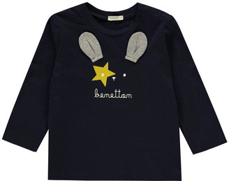 Benetton Bunny T Shirt