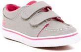 Sperry Hallie Moc Sneaker - Wide Width Available (Toddler)
