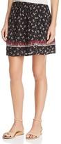 Ella Moss Florica Printed Skirt