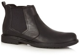 Caterpillar Black 'nolan' Chelsea Boots