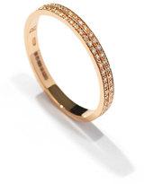 Repossi Berbè;re Diamond Band Ring in 18K Gold