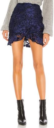 House Of Harlow x REVOLVE Bianka Mini Skirt