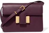 Tom Ford Sienna Medium Leather Shoulder Bag - Burgundy