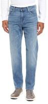 7 For All Mankind Men's Slim Straight Leg Jeans