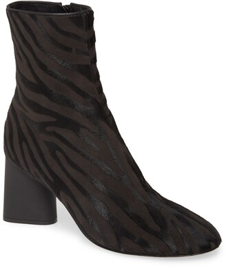 Rag & Bone Fei Genuine Calf Hair Ankle Boot