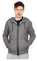 Giorgio Armani Mens Hoodie Jacket.
