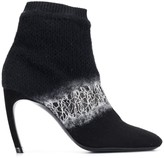 Nicholas Kirkwood Kim sock ankle boot