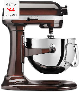 KitchenAid Professional 600 Series 6Qt Bowl Lift Stand Mixer - Kp26m1xes With $44 Credit