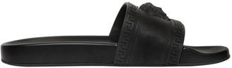 Versace 3d Medusa Slide Sandals