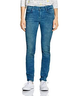 Street One Women's 372472 York Slim Fit Jeans