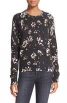 Equipment Women's 'Shirley' Print Cashmere Sweater